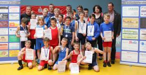 13 x Edelmetall sichern den Lindenstädtern erneut Platz 1 in der Mannschaftswertung