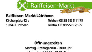 Raiffeisen-Markt